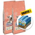 PURINA DOG CHOW SENSITIVE Salmon & Rice 2 x 14 kg+ GESCHENK
