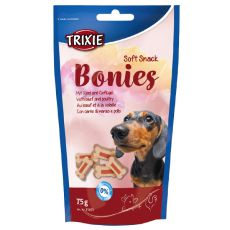 Soft Snack BONIES Light - Knochen - Rindfleisch/Putenfleisch 75g