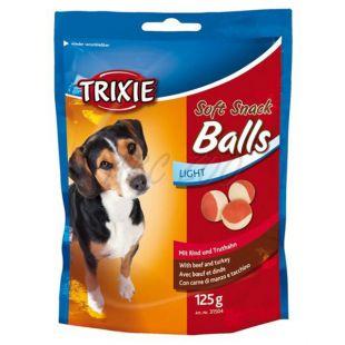 Soft Snack BALLS Light, Kugeln - Rind/Pute 125g