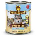Nassfutter WOLFSBLUT Cold River 800 g