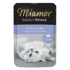 MIAMOR Ragout Kitten Stückchen aus Rindfleisch 100 g