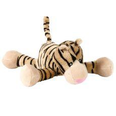 Hundespielzeug - Tiger Plüsch, 18cm