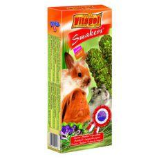 Vitapol Smakers Luzerne Stecken für Nager 110g