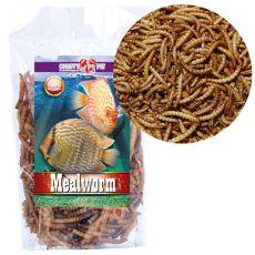 Getrocknete Mehlwürmer 200ml