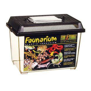 Faunarium - Transportbox aus Kunststoff 230 x 155 x 170 mm