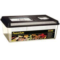 Faunarium - Transportbox aus Kunststoff 460 x 300 x 170 mm