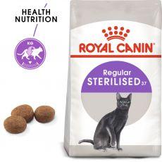 Royal Canin Sterilised 37 -  für kastrierte Katzen, 2kg