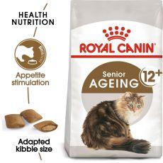 Royal Canin AGEING +12 - Futter für alte Katzen, 2 kg