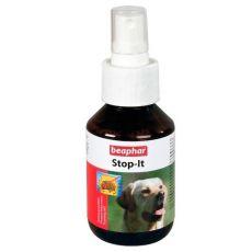 Spray zum Fernhalten von Hunden Stop It - 100ml