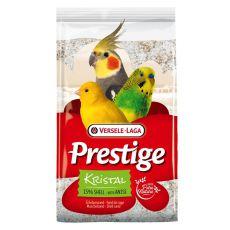 Versele-Laga KRISTAL - Muschelsand für Papageien, 5 kg