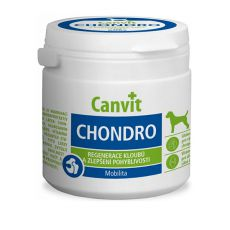 Canvit Chondro - Tabletten zur Regeneration von Glenken 100 tbl. / 100 g