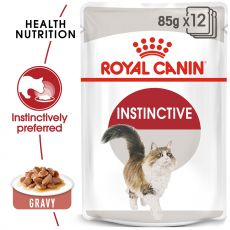 Royal Canin INSTINCTIVE 85 g - Beutel