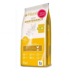 Fitmin MINI Maintenance 3 kg + 0,5 kg GRATIS