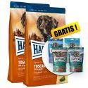 Happy Dog Supreme Toscana 2 x 12,5kg + GESCHENK