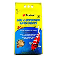 TROPICAL Koi goldfish sticks 20L