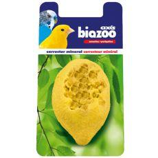 Mineralstein für Vögel - Zitrone, 55 g