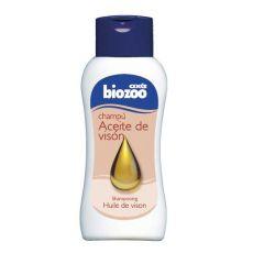 Shampoo mit Nerzöl für Hunde und Katzen - 250 ml