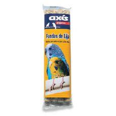 Stange für Vögel, sandig - 4 Stk.