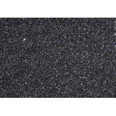 Aquariumschotter schwarz 1-3mm - 10kg