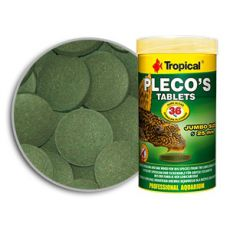 TROPICAL Plecos Tabin 250ml/135g/48Stk.