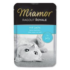 MIAMOR Ragout Royal 100g - LACHS