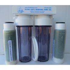 Filter für Reversosmose NO3, PO4, SiO2