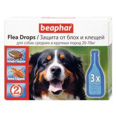 Anti-Zecken-Floh Pipetten für Hunde 20-70kg