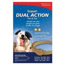 Antiparasit Halsband für mittelgroße Hunde Sergeant´s - 60cm