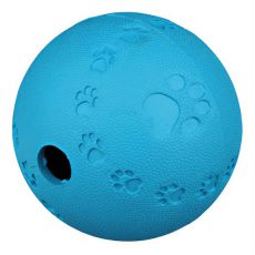 Snackball für Hunde - Naturgummi, 7 cm