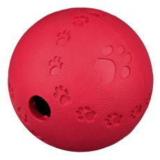 Snackball für Hunde - Naturgummi, 11 cm