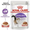 Royal Canin STERILISED 85g - Beutel