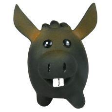Spielzeug für Hunde - Latex Esel 8x11cm