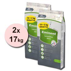 EMINENT Lamb a Rice - 2 x 17kg