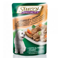 Stuzzy Speciality Dog - Kaninchen mit Gemüse, 100 g