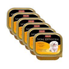 ANIMONDA Schale - Huhn und Nudeln, 6 x 150 g