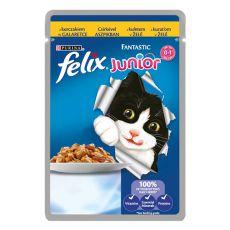 Felix Junior - Hühnerfleisch in Gelee, 100 g