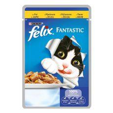 Felix Futtermittel - Hühnerfleisch in Gelee, 100 g
