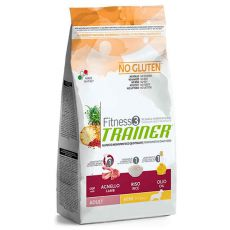 Trainer Fitness3 Adult MINI Lamm mit Reis - 7,5 kg