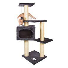 Kratzeisen für Katzen PALAMOS - Plüsch, 109 cm