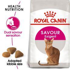 Royal Canin Savour EXIGENT - Futter für heikle Katzen, 2 kg