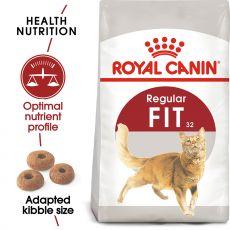 Royal Canin FIT 32 - Futter für ausgewachsene Katze 400 g