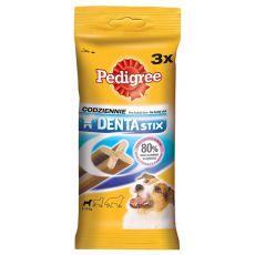 Kausnack für Hunde Pedigree Denta Stix small - 3 Stk. / 45g