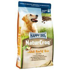 Happy Dog NaturCroq RIND UND REIS 15 kg