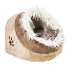Plüschbett Minou für Hunde oder Katzen - 35x26x41cm