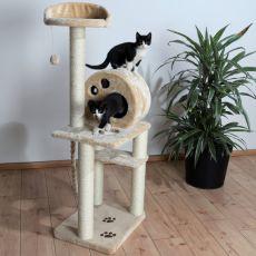 Kratzeisen für Katze Salamanca, beige Farbe - 138cm