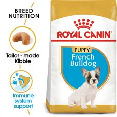 ROYAL CANIN FRENCH BULLDOG JUNIOR - 3 kg