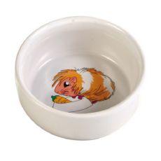 Keramischer Napf für Meerschweinchen - 300 ml, 11 cm