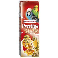 Stangen für Zwergpapageien Prestige Sticks 2Stk. - Honig, 60g