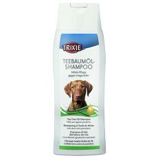 Hundeshampoo mit Teebaumöl - 250ml
