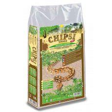 CHIPSI SNAKE - natürliche Terrarieneinstreu 5kg